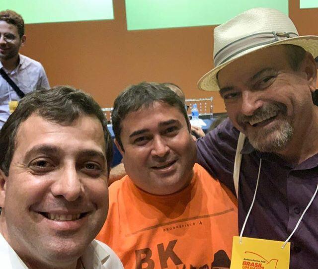 WhatsApp Image 2019 11 30 at 18.17.10 - CONFERÊNCIA: 'O sentimento do PSB é que João fique no partido', avalia Jeová Campos