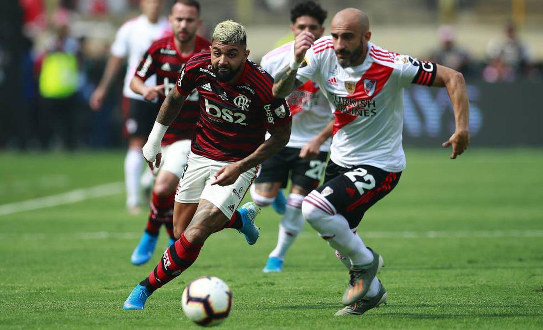 YQEWGY67677SW3EPCYKMUDJXEA - VIRADA HISTÓRICA! Flamengo vence River Plate e conquista Libertadores 2019