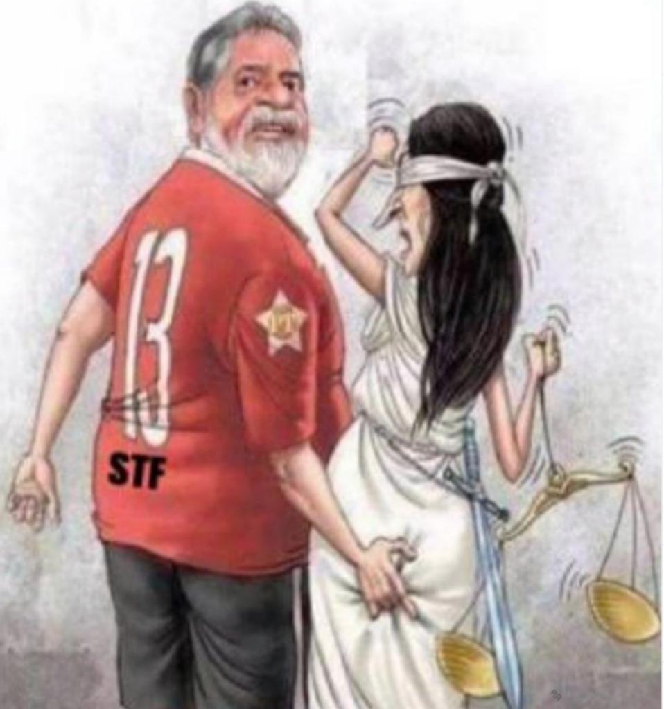 abdea846 8a9d 4d50 a4f1 a5efa7b5e9e0 - POLÍTICA NAS REDES: Internet se inflama para comentar saída de Lula da prisão