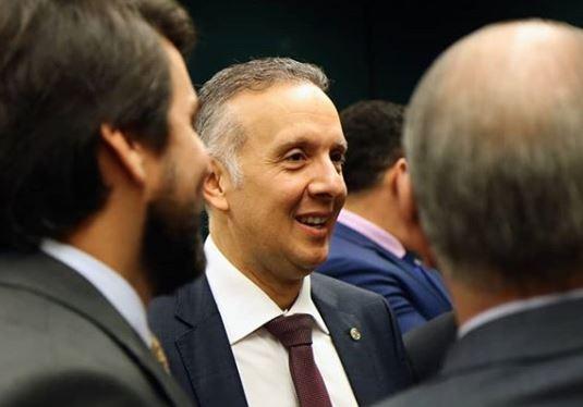 aguinaldo ribeiro - Reconhecimento: Progressistas agradece empenho de Aguinaldo Ribeiro por garantir os recursos e tornar realidade Complexo Aluísio Campos
