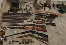Condenado homem que mantinha fábrica irregular de armas em Campina Grande