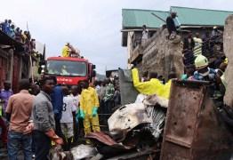Ao menos 27 pessoas morrem em acidente de avião no Congo