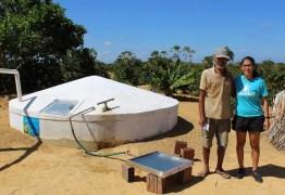 Brasileira é premiada na ONU por filtro de água solar que mata bactérias