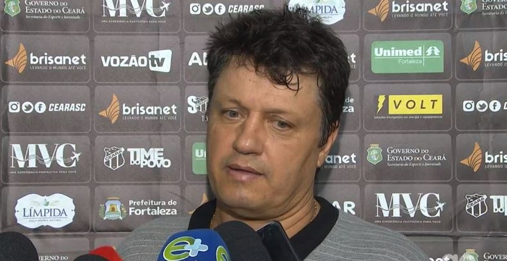 cadilson - Técnico Adílson Batista é demitido do Ceará após derrota