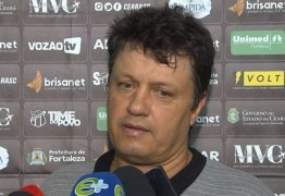 Técnico Adílson Batista é demitido do Ceará após derrota