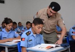 PROCESSO SELETIVO: Colégio da Polícia Militar divulga 141 vagas para novos alunos