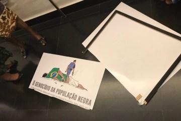 daniel silveira 1 e1574194130726 1 - DIA DA CONSCIÊNCIA NEGRA: quebra de placa de genocídio contra negro revela preconceito ainda mais vivo - Por Francisco Airton