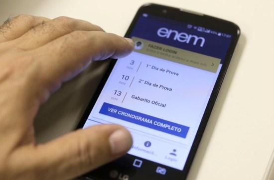 ENEM 2019: gabaritos oficiais já estão disponíveis na internet