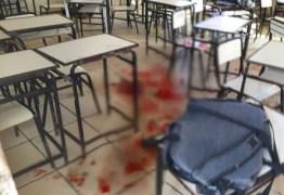 TIROS EM CARAÍ: Dupla atira contra alunos em escola de MG e fere 2, diz PM