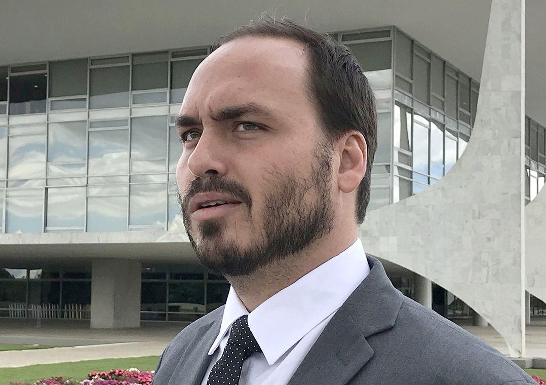 f 468513 - Polícia investiga participação de Carlos Bolsonaro no caso Marielle