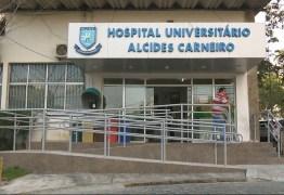 Inscrições de profissionais para HU de Campina Grande são até esta quarta-feira (06)