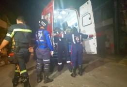 'PRAÇA DE GUERRA': Homem fica ferido após ser esfaqueado em Catolé do Rocha