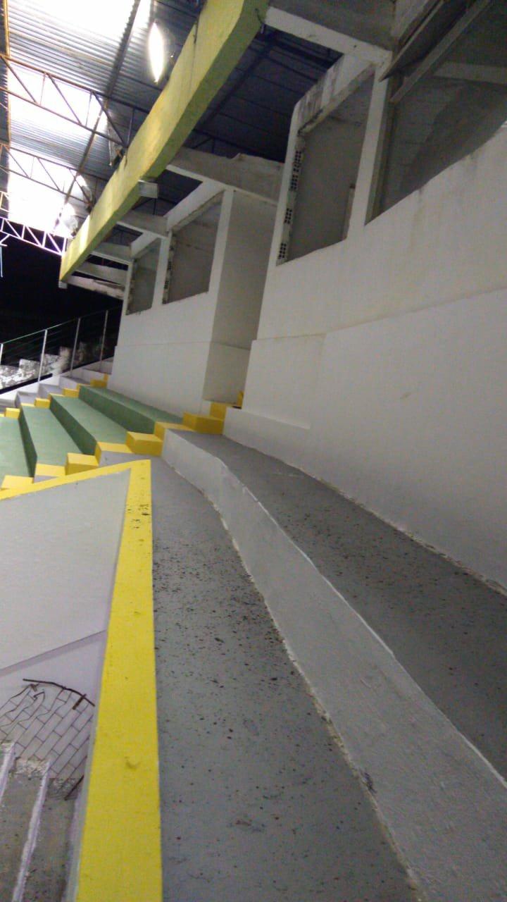 img 20191127 wa01896669393628410178966 1 - Após revitalização, Prefeitura de Bayeux realiza evento para reabertura do estádio Lourival Caetano