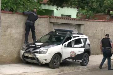 itaguai3 - AMEAÇA EMPRESÁRIOS E CONTROLA VENDA: Operação mira 11 suspeitos de integrar maior milícia do RJ