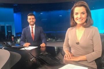 larissa - Sotaque de Larissa Pereira na bancada do JN chama atenção e encanta telespectadores