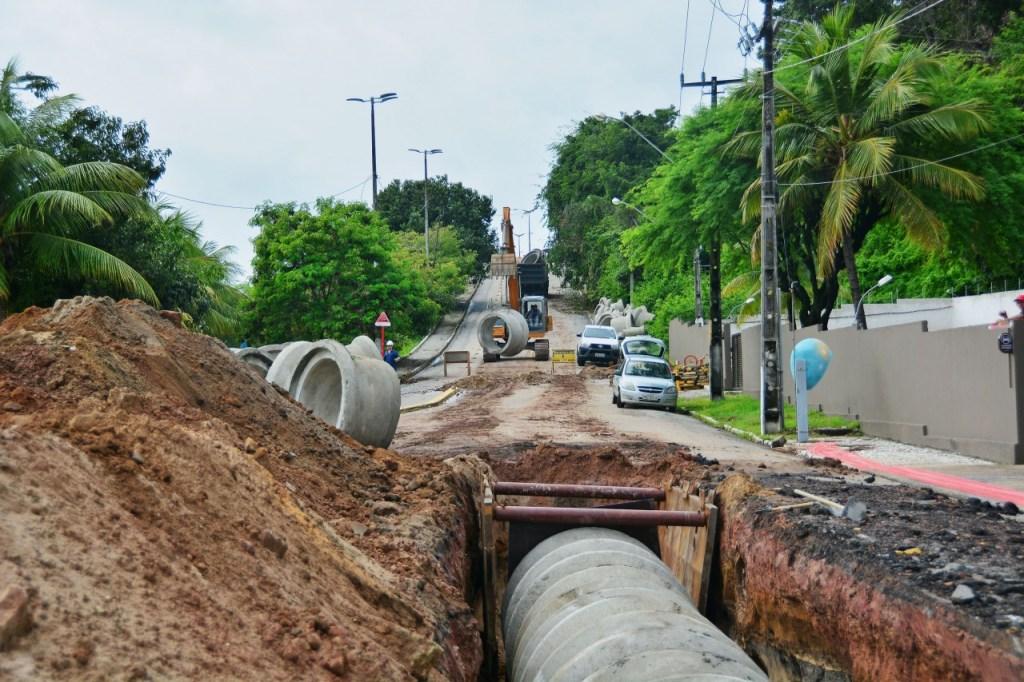 lucianocartaxo obrabarreiracabobranco foto dayseeuzebio 1024x682 - Governo Federal autoriza recursos para obra da Barreira do Cabo Branco
