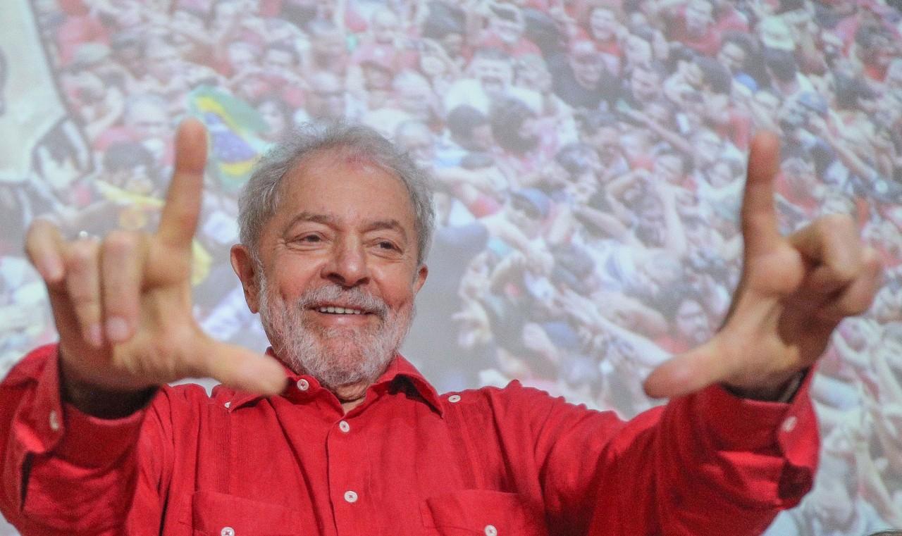 lula em salvador - Lula diz que PT 'não nasceu para ser partido de apoio' e que 'vai polarizar em 2022'