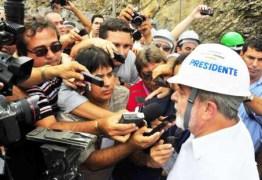 No dia em que Lula é solto da prisão, Baú do Ninja relembra histórica visita do ex-presidente à Paraíba no final do seu governo