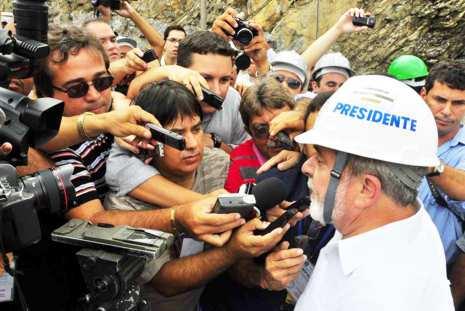 lula sao jose d epiranhas - No dia em que Lula é solto da prisão, Baú do Ninja relembra histórica visita do ex-presidente à Paraíba no final do seu governo