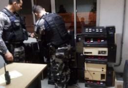 Mais de 20 máquinas caça-níquel são apreendidas na Capital