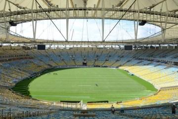 Maracanã terá festa para disputa entre Flamengo e River Plate