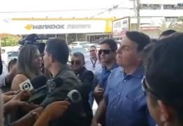 NESTE SÁBADO: Bolsonaro volta a acusar Witzel e ataca TV Globo por reportagem no caso Marielle; VEJA VÍDEO