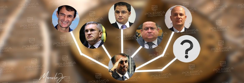 montagem625 2 - Quem será o verdadeiro representante do presidente Bolsonaro na Paraíba? - Por Rui Galdino