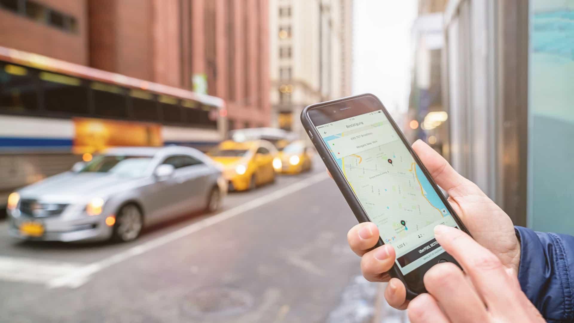 Uber permitirá gravação em áudio de corridas em casos de emergência