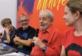 PT faz congresso com Lula solto e vai discutir 2020 e oposição