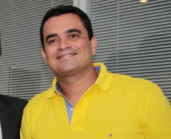 prefeito de Cruz do Espírito Santo Pedro Gomes Pereira - Prefeito de Cruz do Espírito Santo anuncia filiação ao DEM