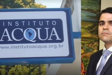 procurador acqua - Instituto Acqua rebate denúncia do TCE e diz que vai recorrer da decisão do procurador-geral: 'Temos todas as certidões'