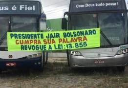 BOLSONARO EM CG: Alternativos pedem revogação da Lei 13.855 que impede transporte de estudante