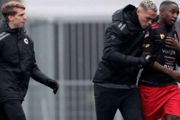 Craque holandês faz apelo à Uefa após novo caso de racismo: 'Estou cansado de ver essas imagens'