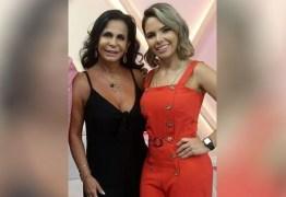 Cantora paraibana é convidada para participar de gravação do DVD de Gretchen