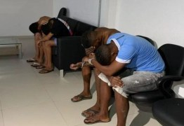 Polícia prende suspeitos de balear crianças e matar adolescente em praça no bairro do Cristo