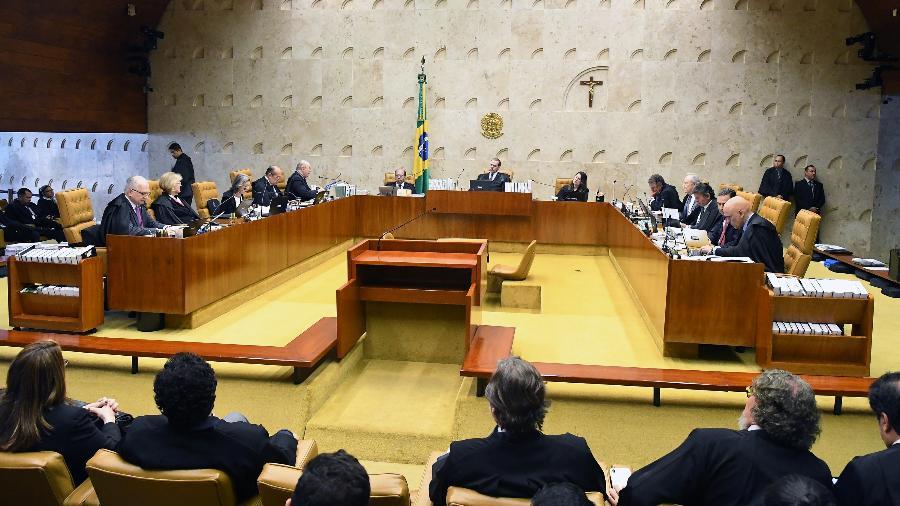 supremo - PRISÃO NA SEGUNDA INSTÂNCIA CAI: Por 6 votos a 5, STF veta prisão; Lula pode ser solto