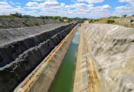 MPF e MPPB recomendam que MDR libere água para canal da Transposição do Rio São Francisco