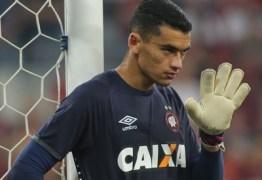 Paraibano é escolhido melhor goleiro do Brasileirão 2019