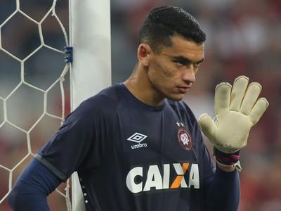 11 1 - Paraibano é escolhido melhor goleiro do Brasileirão 2019