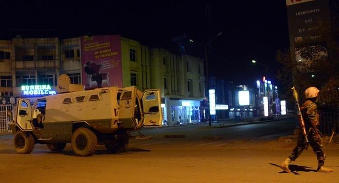 18983630303 e1577357582856 - Extremistas islâmicos atacam base militar em Burkina Faso