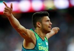 Paraibano Petrúcio Ferreira é eleito o melhor atleta de 2019
