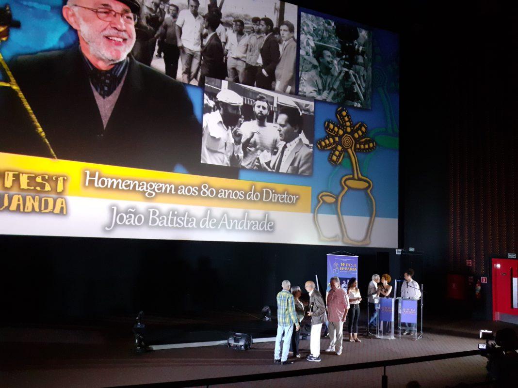 20191201 214806 1068x801 - O HOMEM QUE VIROU SUCO & 'FORA, BOLSOBARO': Homenagem a cineasta no Fest Aruanda repercute nacionalmente após manifestação contra presidente