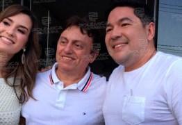 CASA NOVA: Patrícia Rocha e Bruno Sakaue são anunciados oficialmente na TV Arapuan; VEJA VÍDEO