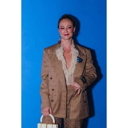 BBXIDFy - Paolla Oliveira usa look da Gucci de 23 mil reais