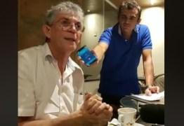 Ricardo diz em Sousa que se for disputar em João Pessoa  prefere enfrentar o radialista Nilvan Ferreira – VEJA VÍDEO