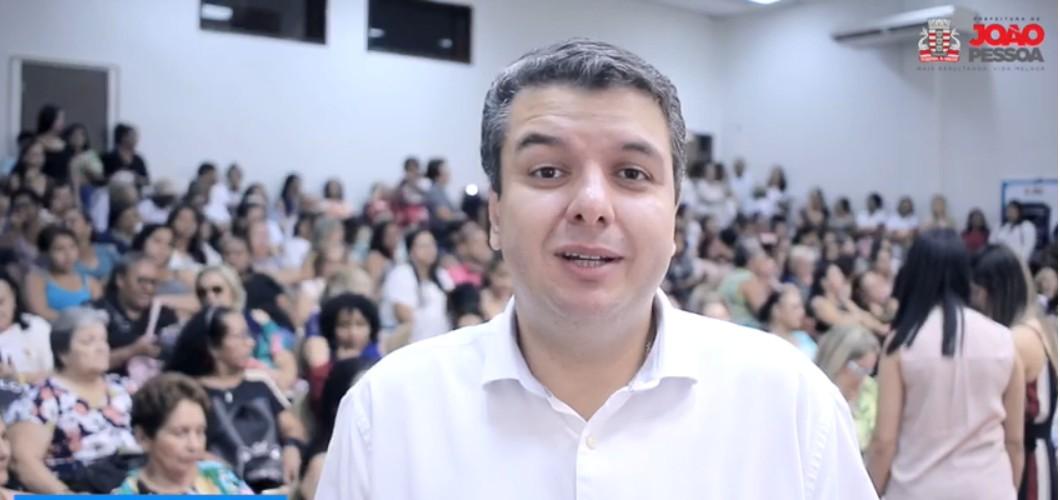 Capturar 36 - Diego Tavares destaca projeto social de sua secretária: 'sensação de dever cumprido' - VEJA VÍDEO