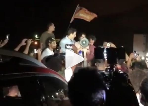 Capturar 43 - Márcia Lucena deixa presidio após ter pedido de habeas corpus concedido - VEJA VÍDEO