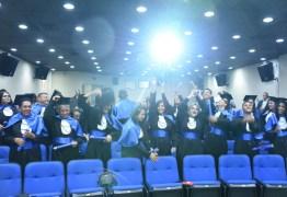 Formatura de cursos técnicos do Senac Paraíba aconteceu na Capital