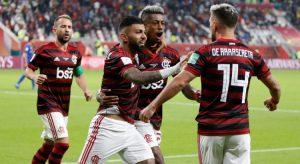 Flamengo Al Hilal Ali Haider EPA 300x164 - DIREITO DE TRANSMISSÃO: Flamengo quer R$ 81 milhões da Globo