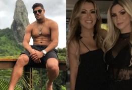 REUNIÃO EM FAMÍLIA: Hulk assume namoro com sobrinha da ex-esposa: 'ele chamou os pais e o irmão dela para comunicar'